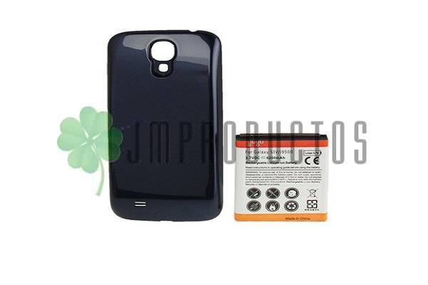 a721f4d5595 Batería Samsung Galaxy S4 6.200 Mah Larga Duración + Carcasa - JM ...