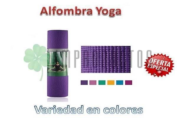 ca6bd036623 ... Colchoneta Alfombra Para Yoga Pilates Goma Eva 172 X 60 Cms Volver.  lightbox · lightbox