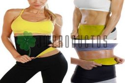 Super-Stretch-Women-Hot-Neoprene-Body-Shaper-Set-Sauna-Slimming-Abdomen-Belly-Belt-Control-Vest-Waist