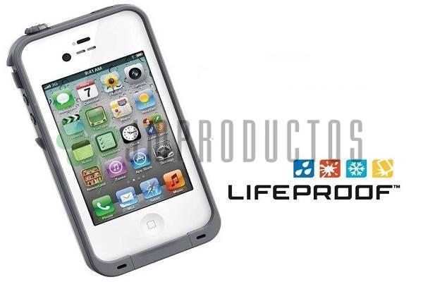 b7a31700ead Carcasa Sumergible Para Iphone 4 Y 4s Lifeproof Super - JM Productos