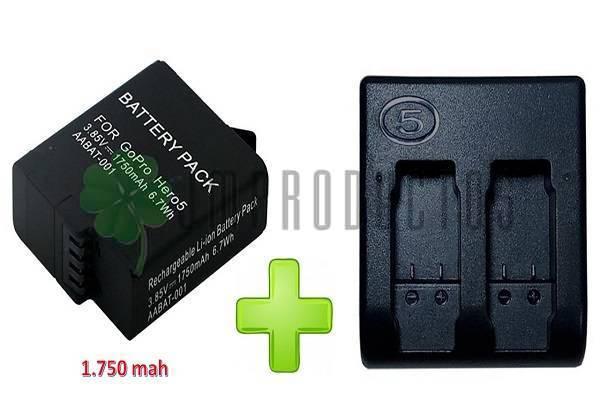 39def6f1b97 ... Hero 7 + Cargador Doble Ahdbt-501 Volver. Oferta. lightbox · lightbox ·  lightbox