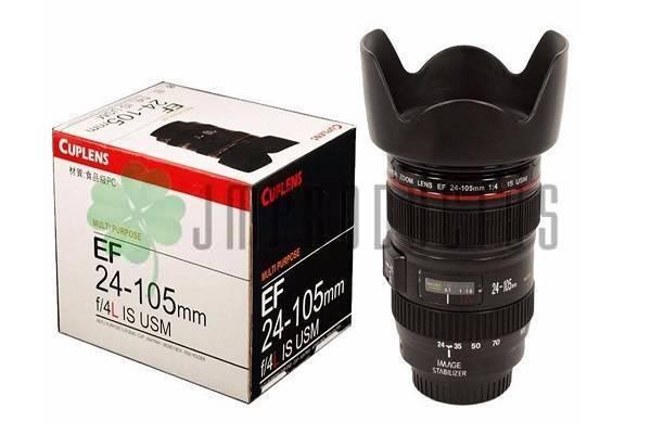3b7dd499d1 ... Tazon Mug Tipo Lente De Camara Fotografica Con Tapa Parasol Volver.  Oferta. lightbox