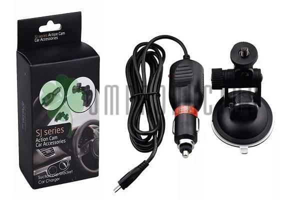 47662321dc6 ... Gopro Hero 5 4 Sjcm Con Ventosa Y Cargador De Auto Volver. Oferta.  lightbox